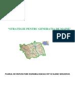 Plan de Dezvoltare Slanic