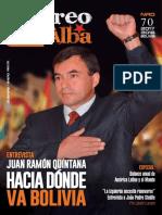 """Revista """"Correo del Alba"""" No. 70 - Diciembre, 2017-Enero, 2018"""