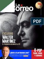 """Revista """"La Correo"""" No. 72 - Marzo, 2018"""