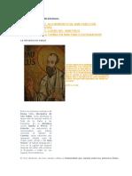 San Pablo Tesoros de Roma