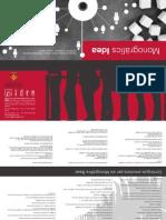 Presentació nou servici Monogràfics - CALENDARI