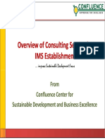 CCSDBE - IMS Implementation Services