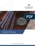 Jeff Anderson & Associates Law Firm Report on Catholic Diocese of Buffalo