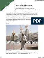 6 Rukun Haji Beserta Penjelasannya