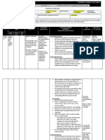 forward planning document