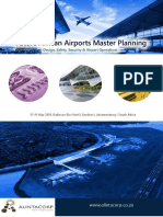 Future African Airports Master Planning 2018