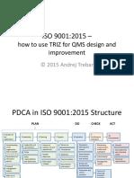 TRZ & ISO 9001_2015
