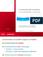 La Procedure PASAPAS