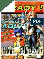 Ready 00 Guia Final Fantasy IX