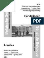 Mondelinge vraag van mevrouw Els Schelfhout over PMOI - 12 juni 2008
