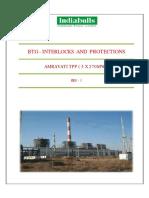 R1 BTG Interlocks& Protections