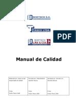 Manual de Calidad r1