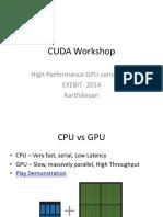 CUDA Workshop