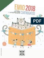 Premio Fundacion Cuatro Gatos 2018