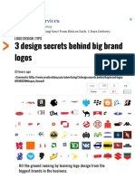 3 Design Secrets Behind Big Brand Logos _ Logo Design _ Creative Bloq
