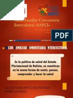 1,1. Politica SAFCI Sedes