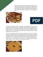Cocina de Turkia
