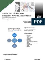 1_Analisis Del Contexto y Proceso de Proyecto