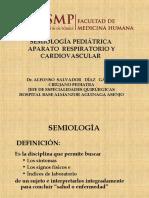 3 Semiología Respiratoria y Cardiovascular