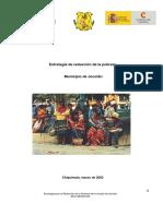 Estrategia Para La Reduccin de La Pobreza Jocotn - SEGEPLAN 2003