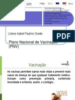 Plano Nacional de Vacinacao PNV