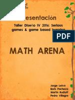 PDF Math Arena