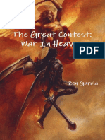 The Great Contest War in Heaven