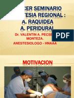 Práctica - Anestesia Regional