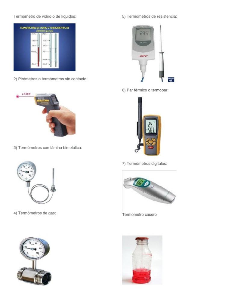 Termometro De Vidrio O De Liquidos Lâmina bimetálica, como funciona, função, metal, coeficiente de dilatação, térmica, aplicações, dispositivos eletrônicos lâmina bimetálica. scribd