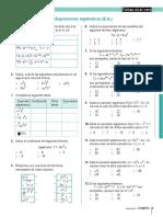 Mat1s u1 Ficha Nivel Cero Expresiones Algebraicas