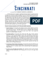 FC Cincinnati Community Benefits