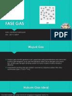 FASE GAS