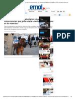 Ley _Cholito__ Expertos Advirtieron Sobre Las Consecuencias Que Generaría La Esterilización Obligatoria en Las Mascotas _ Emol