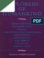 Thomas Hanna - Explorers of Humankind (1979)
