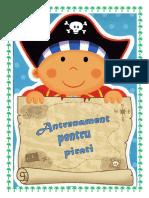 Antrenament Pentru Pirati