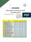 Informe Finca Las Viboras (2016-2017)