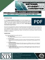 NSCON Concept Paper