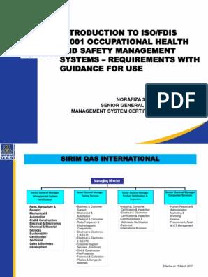 fdis iso 45001 standard pdf free download