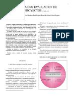 Informe #2 Evaluacion de Proyectos