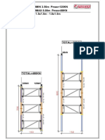 Allowable Load Bearing Alu Up Tower 300-350-400