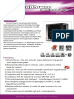 Real Power M850 Product Sheet