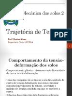 AULA 5 - Trajetórias de Tensões 1