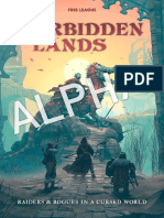 Forbidden Lands Alpha