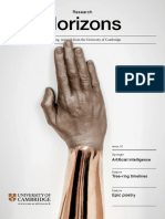 Issue 35 Research Horizons New