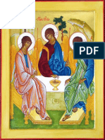 Indwelling of the Three Persons