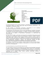 Master Internacional en Neuropsicologia Clinica