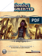DRP2310 Psioncis Augmented Mythic Psionics LITE