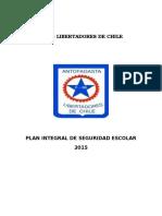 Plan Integral de Seguridad Escolar