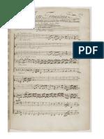 Ritournelle a4 - Rameau - Hippolyte Et Aricie (1742)