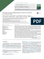 El Impacto de La Sintomatología Del Estado de Ánimo Sobre El Patrón de Consumo de Sustancias Entre Las Personas Sin Hogar
